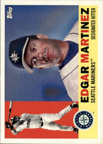 Photo of 2017 Topps Archives #72 Edgar Martinez