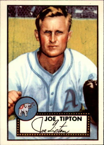 Photo of 1983 Topps 1952 Reprint #134 Joe Tipton