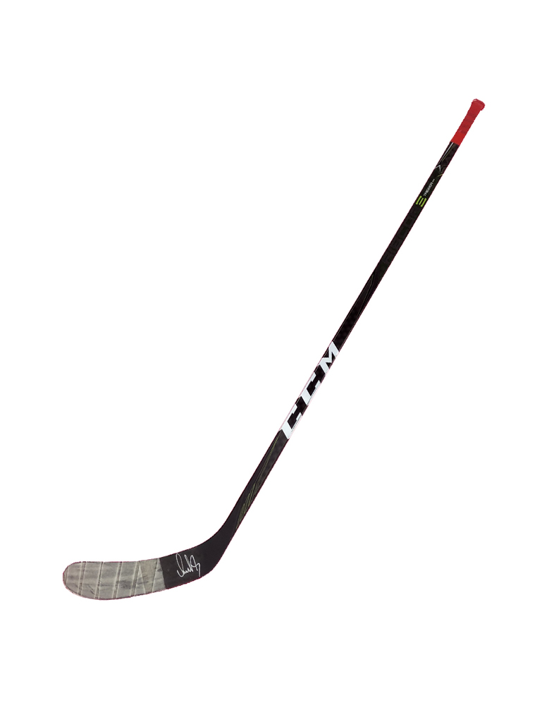 #8 Alex Ovechkin Game Used Stick - Autographed - Washington Capitals