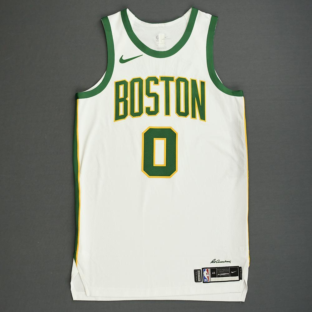 finest selection bb015 adf23 Jayson Tatum - Boston Celtics - 2019 Taco Bell Skills ...