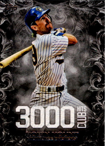 Photo of 2016 Topps Update 3000 Hits Club #3000H11 Robin Yount