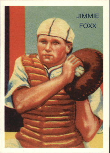 Photo of 2011 Topps CMG Reprints #CMGR17 Jimmie Foxx