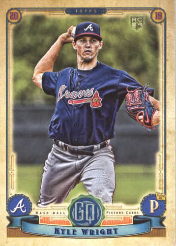 Photo of 2019 Topps Gypsy Queen #202 Kyle Wright RC
