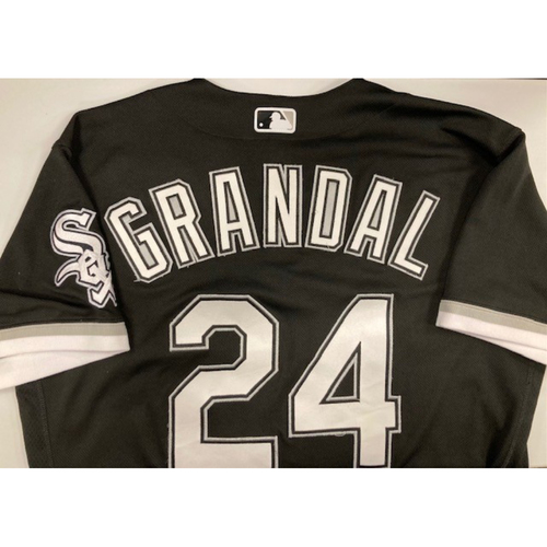 Photo of Yasmani Grandal 2020 Team Issued Spring Training Jersey - Size 46