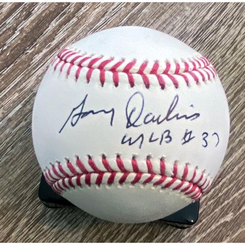 Photo of UMPS CARE AUCTION: Gary Darling Signed Baseball