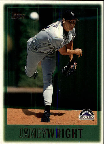Photo of 1997 Topps #107 Jamey Wright
