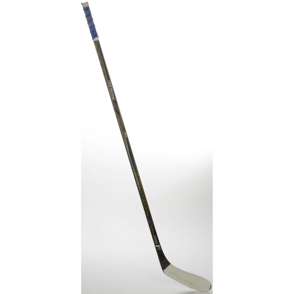 Michal Kempny Chicago Blackhawks Team Czech Republic World Cup of Hockey 2016 Tournament-Used  Bauer Supreme 1S Hockey Stick