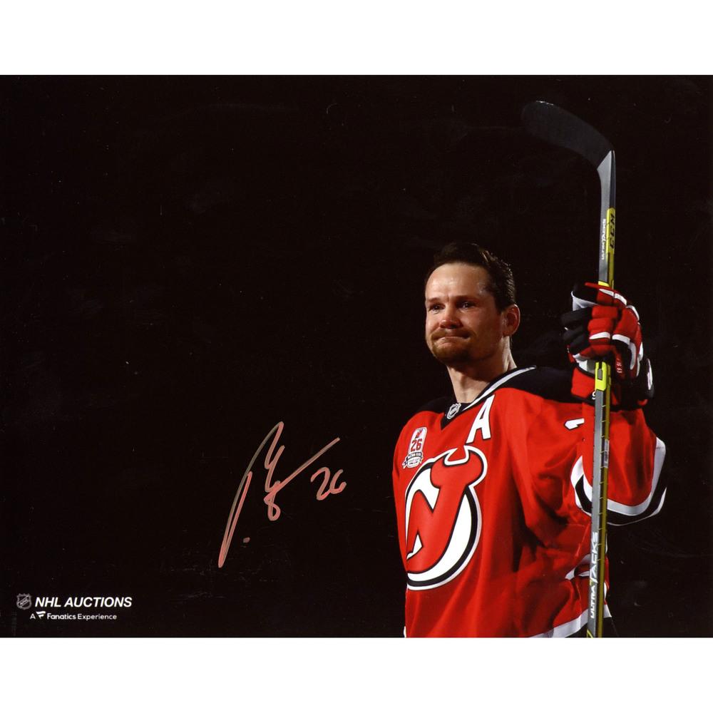 Patrik Elias New Jersey Devils Autographed 8