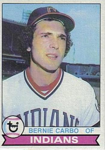 Photo of 1979 Topps #38 Bernie Carbo