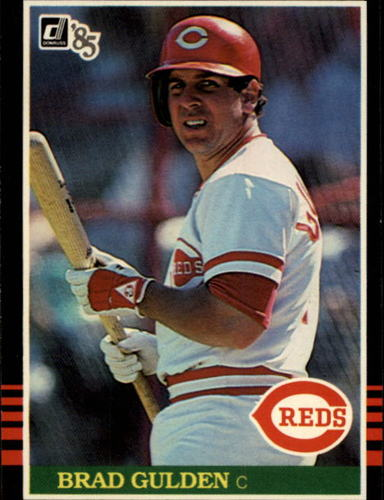 Photo of 1985 Donruss #365 Brad Gulden