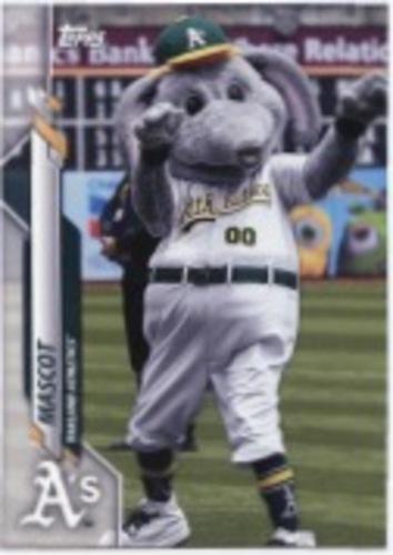 Photo of 2020 Topps Opening Day Mascots #M24 Mascot