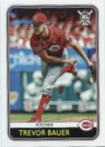 Photo of 2020 Topps Big League #201 Trevor Bauer