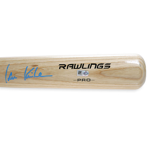 Photo of Detroit Tigers Ian Kinsler Autographed Bat