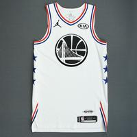 Stephen Curry - 2019 NBA All-Star Game - Team Giannis - Autographed Jersey
