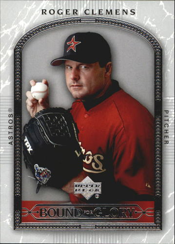 Photo of 2005 Upper Deck #467 Roger Clemens BG