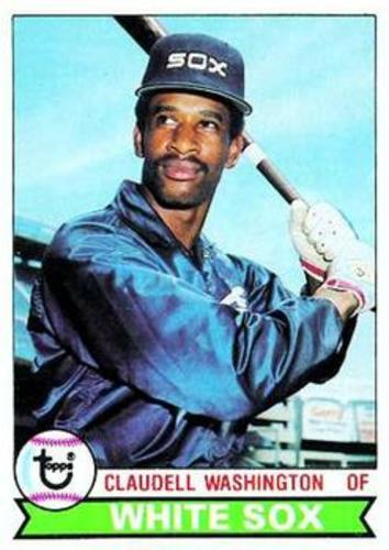 Photo of 1979 Topps #574 Claudell Washington