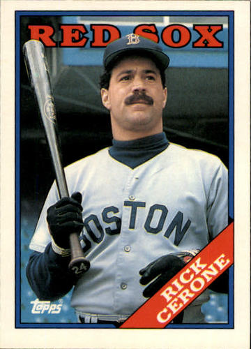 Photo of 1988 Topps Traded #27T Rick Cerone