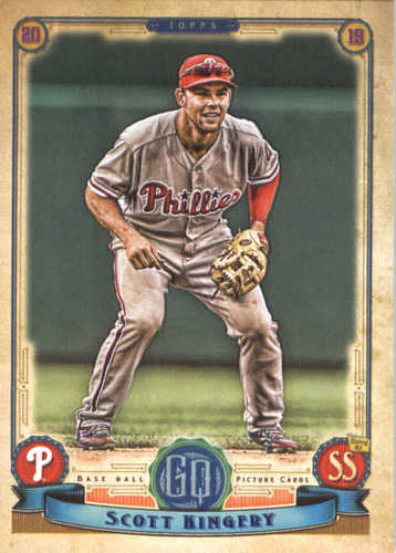 Photo of 2019 Topps Gypsy Queen #209 Scott Kingery