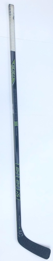 #79 Micheal Ferland Game Used Stick - Autographed - Vancouver Canucks