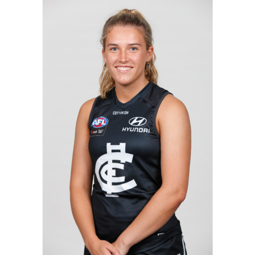 Photo of 2021 AFLW Indigenous Player Guernsey - Abbie McKay