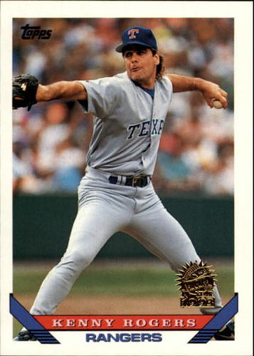 Photo of 1993 Topps Inaugural Marlins #169 Kenny Rogers