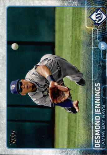 Photo of 2015 Topps #674 Desmond Jennings