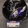 NFL - Ravens C.J. Mosley signed Ravens proline helmet