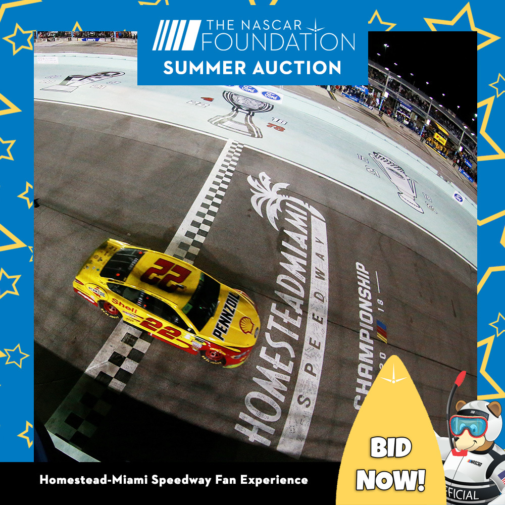 Homestead-Miami Speedway Championship Weekend Experience for Four!