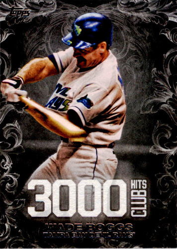 Photo of 2016 Topps Update 3000 Hits Club #3000H18 Wade Boggs