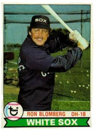 Photo of 1979 Topps #42 Ron Blomberg