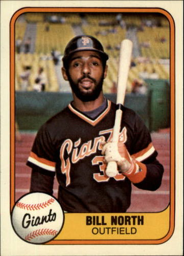 Photo of 1981 Fleer #441 Bill North