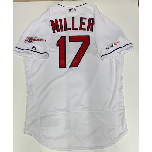 Photo of Brad Miller Team Issued 2019 Home Jersey