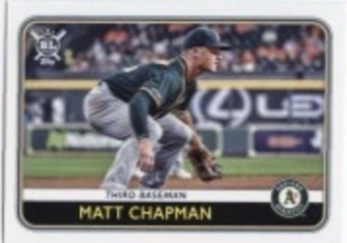 Photo of 2020 Topps Big League #205 Matt Chapman