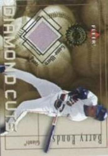 Photo of 2001 Fleer Authority Diamond Cuts Memorabilia #7 Barry Bonds Pants/800