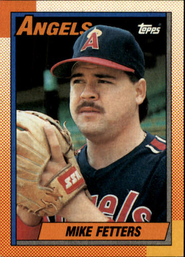 Photo of 1990 Topps #14 Mike Fetters RC