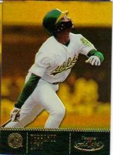 Photo of 2001 Topps Gold Label Class 1 Gold #101 Terrence Long
