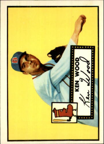 Photo of 1983 Topps 1952 Reprint #139 Ken Wood