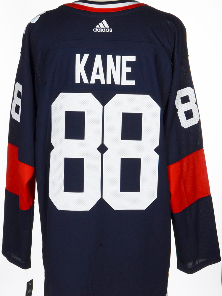 Patrick Kane Chicago Blackhawks Adidas Team USA 2016 World Cup of Hockey Unsigned Jersey
