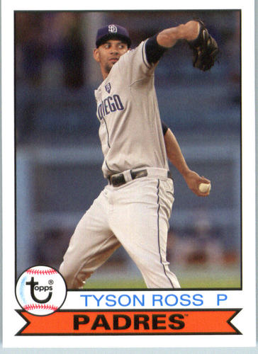 Photo of 2016 Topps Archives #144 Tyson Ross