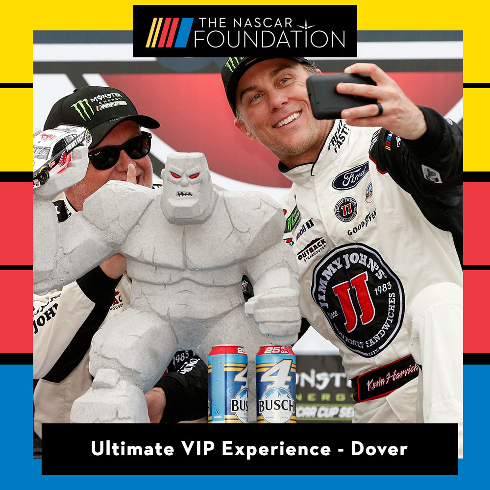 Ultimate VIP Experience at Dover!