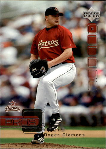 Photo of 2005 Upper Deck Pros and Prospects #73 Roger Clemens