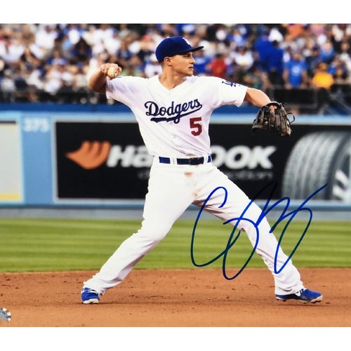Photo of Corey Seager Authentic Autographed Photograph