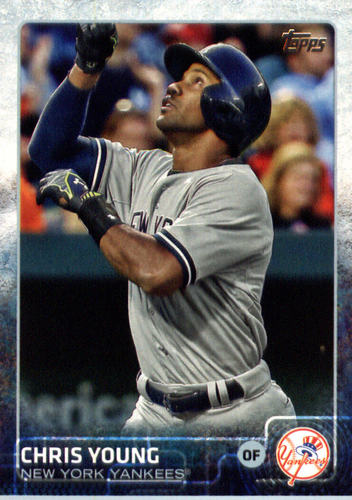 Photo of 2015 Topps Update #US24 Chris Young
