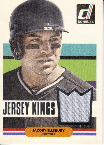 Photo of 2015 Donruss Jersey Kings #25 Jacoby Ellsbury
