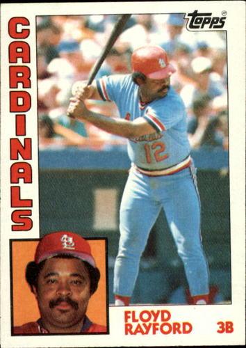 Photo of 1984 Topps #514 Floyd Rayford