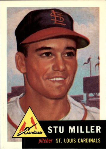 Photo of 1991 Topps Archives 1953 #183 Stu Miller