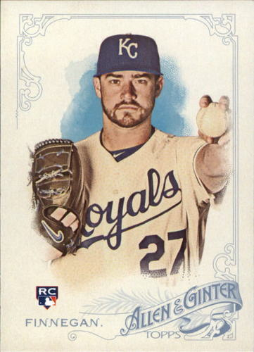 Photo of 2015 Topps Allen and Ginter #41 Brandon Finnegan RC