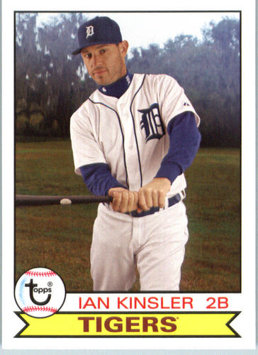 Photo of 2016 Topps Archives #152 Ian Kinsler