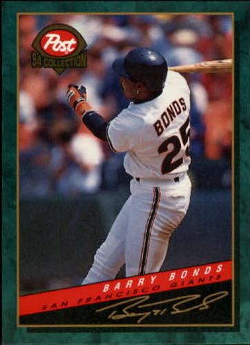 Photo of 1994 Post #11 Barry Bonds