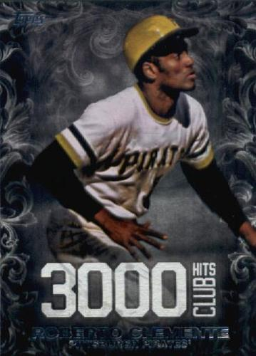 Photo of 2016 Topps Update 3000 Hits Club #3000H19 Roberto Clemente